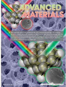 Template‐Directed Directionally Solidified 3D Mesostruct